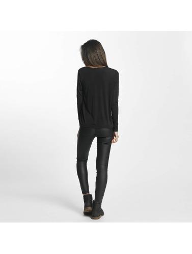 Vero Moda Damen Longsleeve vmJennie in schwarz