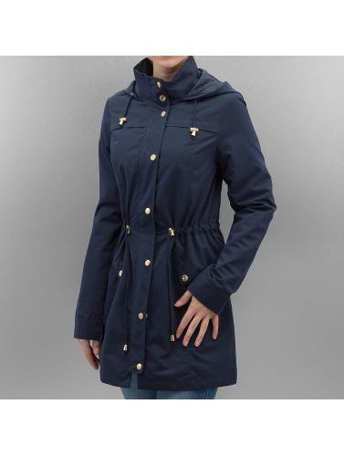 Vero Moda Damen Mantel VMPernille in blau Sast Günstiger Preis Verkauf Hochwertige Mit Mastercard mlOSZu
