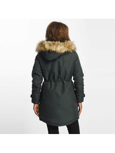 Vero Moda Damen Mantel vmTrack Expedition 3/4 in grün