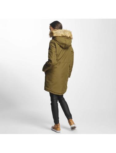 Vero Moda Damen Mantel vmTrack Expedition 3/4 in olive Für Schön Rabatt Billigsten Billig Verkauf Perfekt Billig Verkauf Visum Zahlung Billig Store 809JYNt