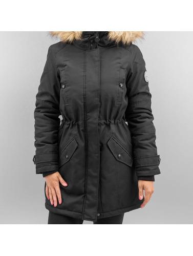 Vero Moda Damen Mantel vmPolar Arctic 3/4 in schwarz