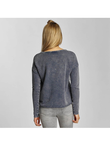 Vero Moda Damen Pullover vmAva in blau