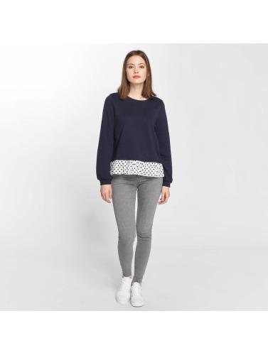 Vero Moda Damen Pullover vmLinit in blau