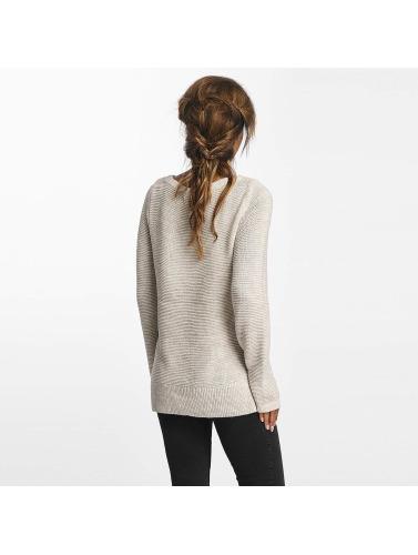 Vero Moda Damen Pullover vmZoe Joya in grau