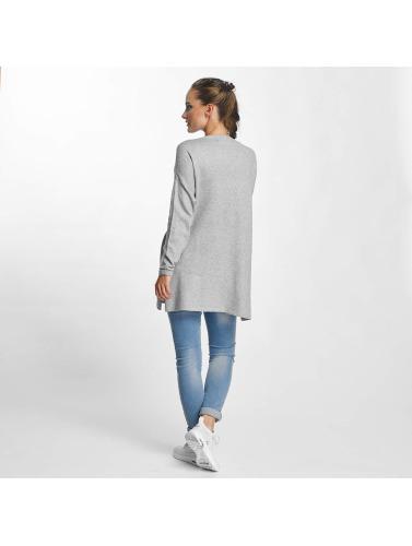 Vero Moda Damen Pullover vmBrilliant in grau