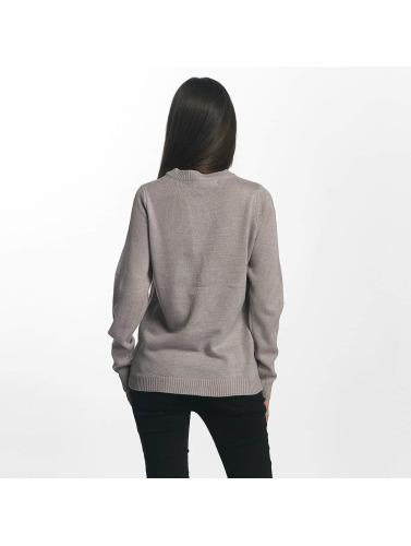 Vero Moda Damen Pullover 10185510 in grau Steckdose Zuverlässig Exklusiv Günstig Online Günstig Kaufen Besuch Neu 2018 Neue Kx5hR3u5