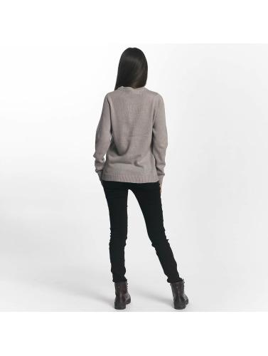 Vero Moda Damen Pullover 10185510 in grau