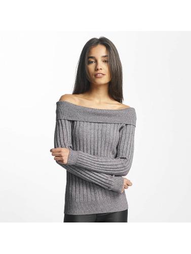 Vero Moda Damen Pullover vmAva in grau