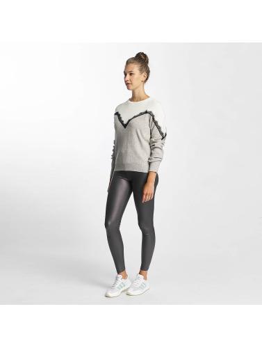 Vero Moda Damen Pullover vmSmilla in grau