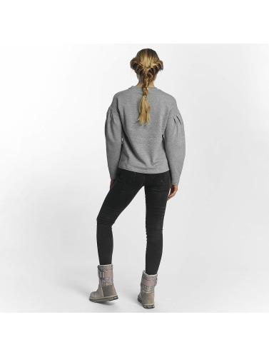 Vero Moda Damen Pullover vmBida in grau