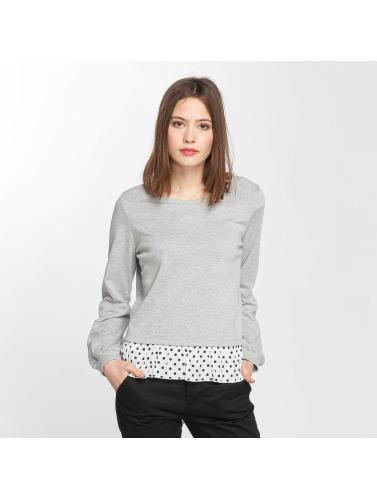 Vero Moda Damen Pullover vmLinit in grau