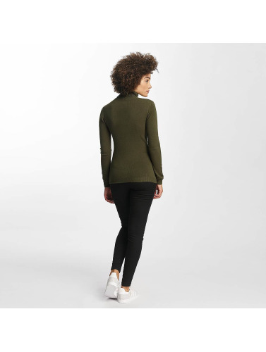 Pullover Vero Moda Rollneck in Vero olive Moda vmHappy Damen SIqxOP76