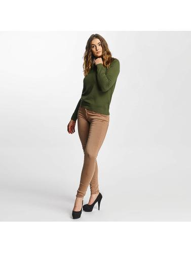Vero Moda Damen Pull Vmhappy En Olive