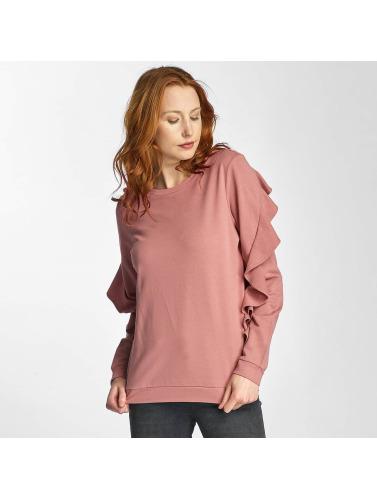 Vero Moda Damen Pullover vmFrilly in rosa