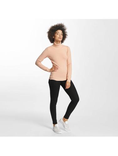 Vero Moda Damen Pullover vmHappy Rollneck in rosa