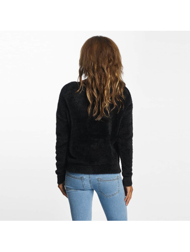 Vero Moda Damen Pullover vmMoraga in schwarz
