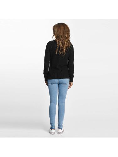 Vero Moda Damen Pullover vmSigne in schwarz