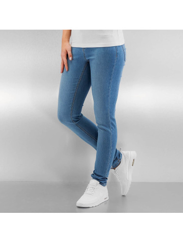 Vero Moda Damen Skinny Jeans vmFlex-It in blau