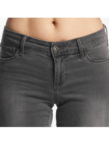 Spielraum Aus Deutschland Rabatt Niedriger Versand Vero Moda Damen Skinny Jeans vmFive Slim Fit in grau Preise ys9rr