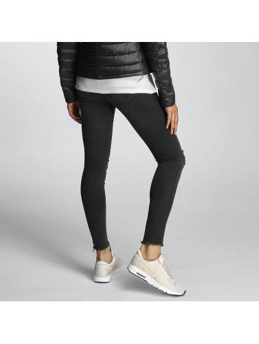 Vero Moda Damen Skinny Jeans vmAnkle in schwarz