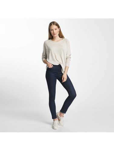 Vero Moda Damen Slim Fit Jeans vmNine in blau