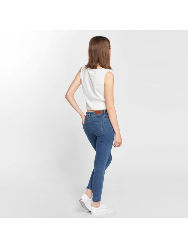 Vero Moda Ladies Slim Fit Jeans In Blue Vmhot