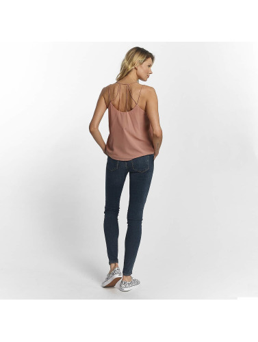 Vero Moda Damen Slim Fit Jeans vmSeven Super Slim in blau