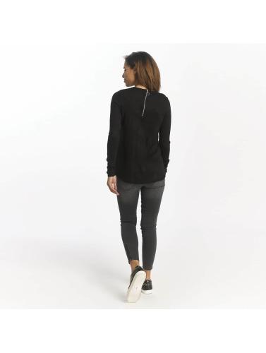 Vero Moda Damen Slim Fit Jeans vmFive in schwarz