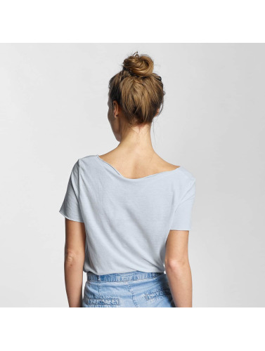 Vero Moda Damen T-Shirt Lua in blau