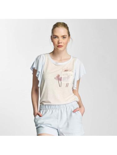 Vero Moda Damen T-Shirt vmLife in blau