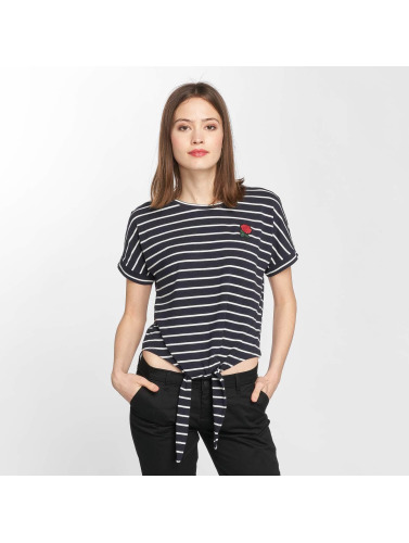 Vero Moda Damen T-Shirt vmLirose in blau