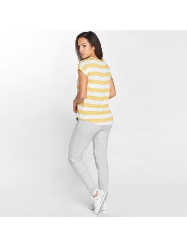 Vero Moda Damen T-Shirt vmWide in gelb