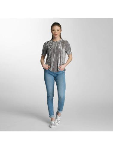 Vero Moda Damen T-Shirt vmMaila in grau