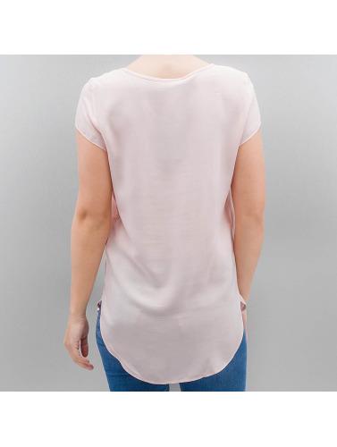Vero Moda Damen T-Shirt Boca in orange