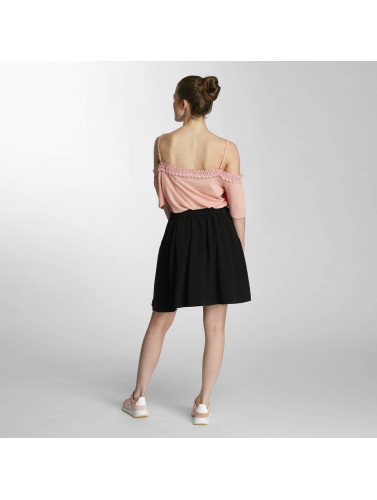 Outlet Kaufen Freies Verschiffen Bester Platz Vero Moda Damen T-Shirt vmLua in orange EdTgR6
