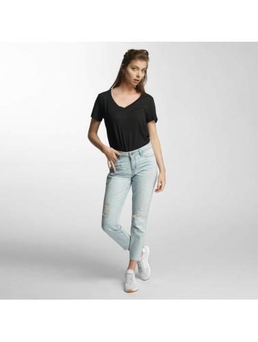 Vero Moda Damen T-Shirt vmSpicy in schwarz