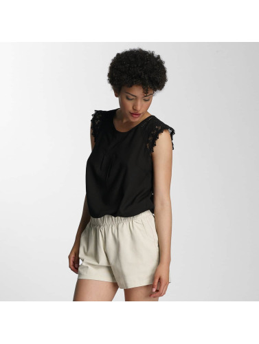 Vero Moda Damen T-Shirt vmHenny in schwarz