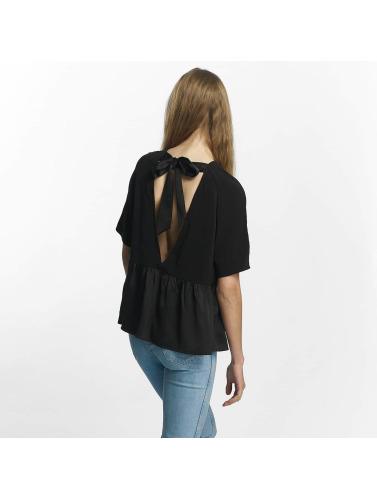 Vero Moda Damen T-Shirt vmBardot in schwarz
