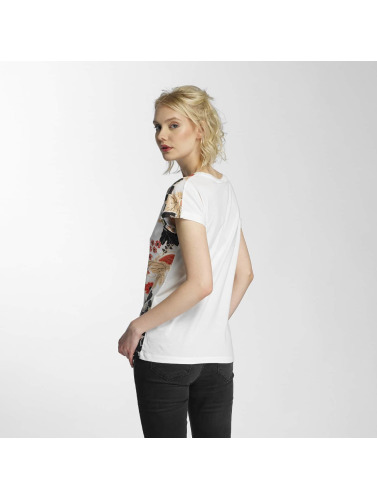 Vero Moda Damen T-Shirt vmBella Adventures in weiß