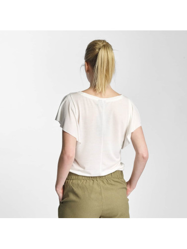 Vero Moda Damen T-Shirt vmLife in weiß