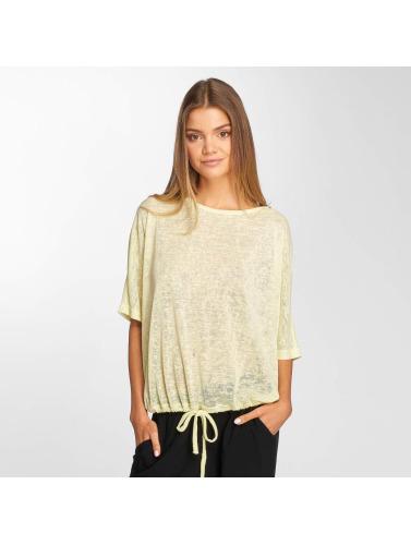 Vero Moda Mujeres Top vmPia in amarillo