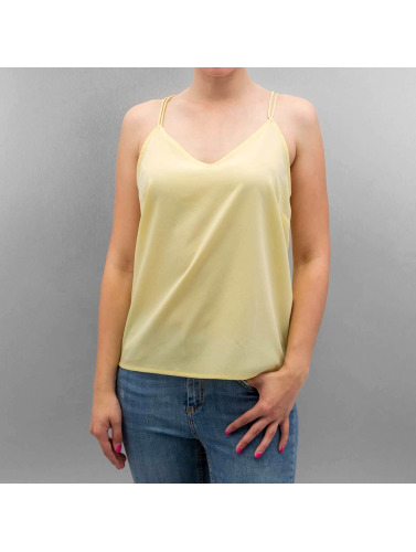 Vero Moda Damen Top vmDigi in gelb