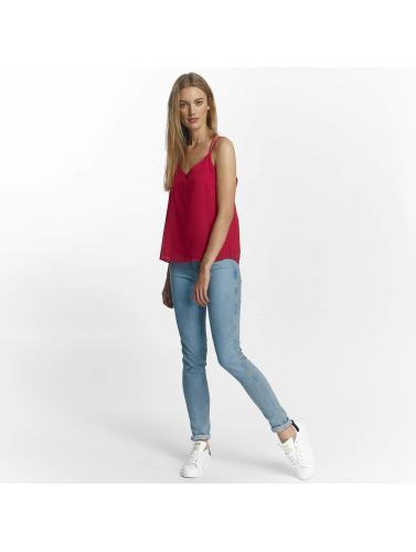 Vero Moda Topp Vmamaze Kvinner I Rødt billig salg real ny billig pris PojWHUwn