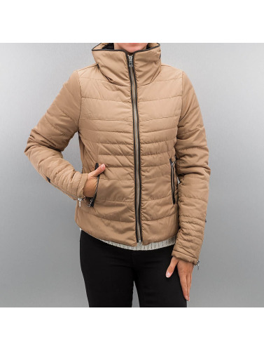 Vero Moda Ladies Transition Jacket In Beige Vmlulu