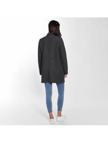 Vero Moda Damen Übergangsjacke vmDafny Brushed 3/4 in blau