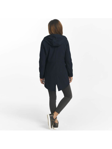 Vero Moda Damen Übergangsjacke vmGro in blau