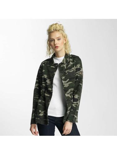 Vero Moda Damen Übergangsjacke vmMarilyn in camouflage