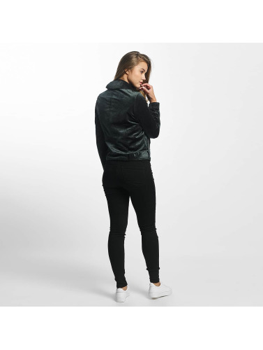 Vero Moda Damen Übergangsjacke vmOrlon Vlevet Short in grün
