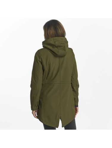 Vero Moda Damen Übergangsjacke vmGro in grün