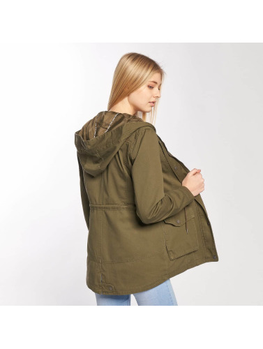Vero Moda Ladies Transition Jacket In Green Vmsille